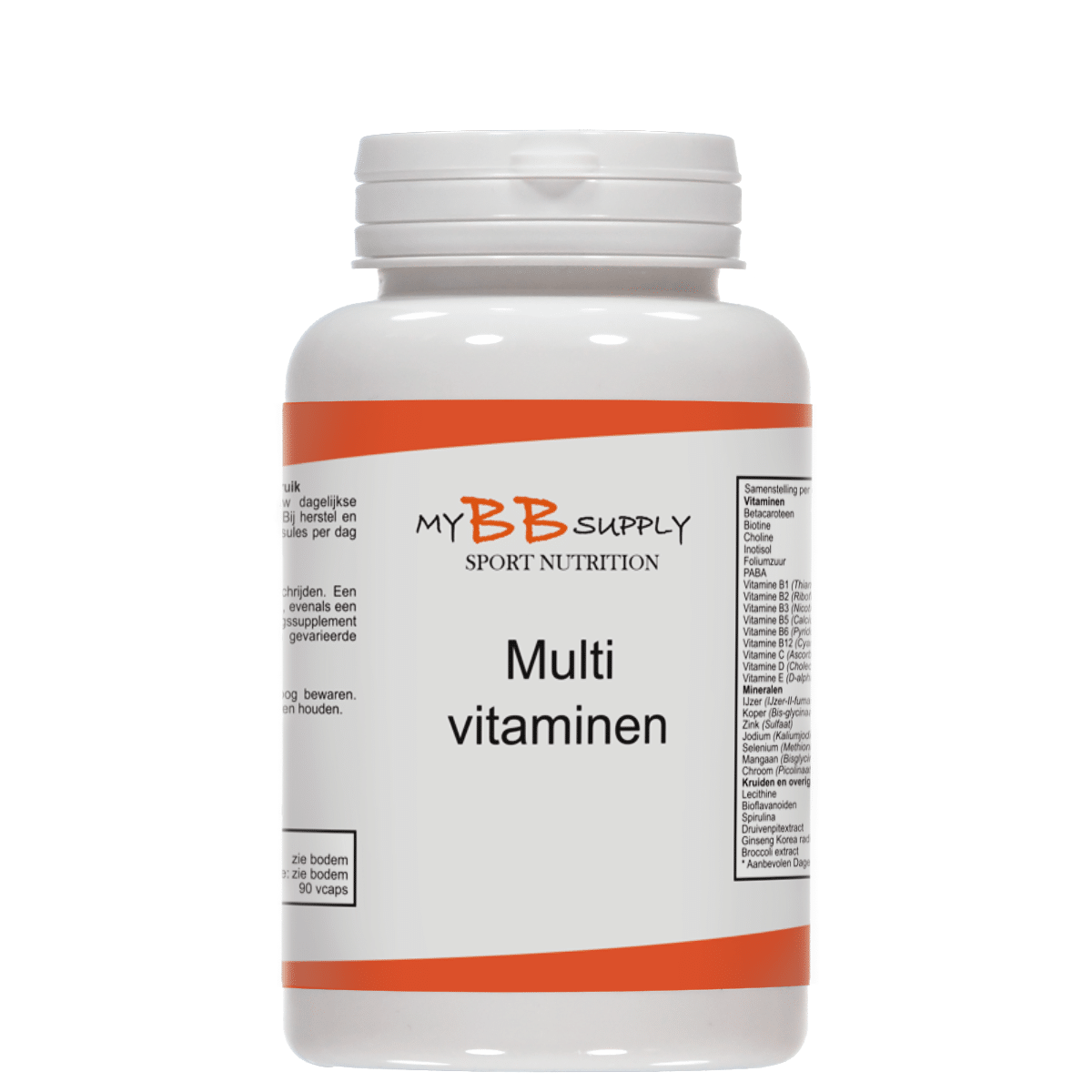MyBBsupply Multivitaminen