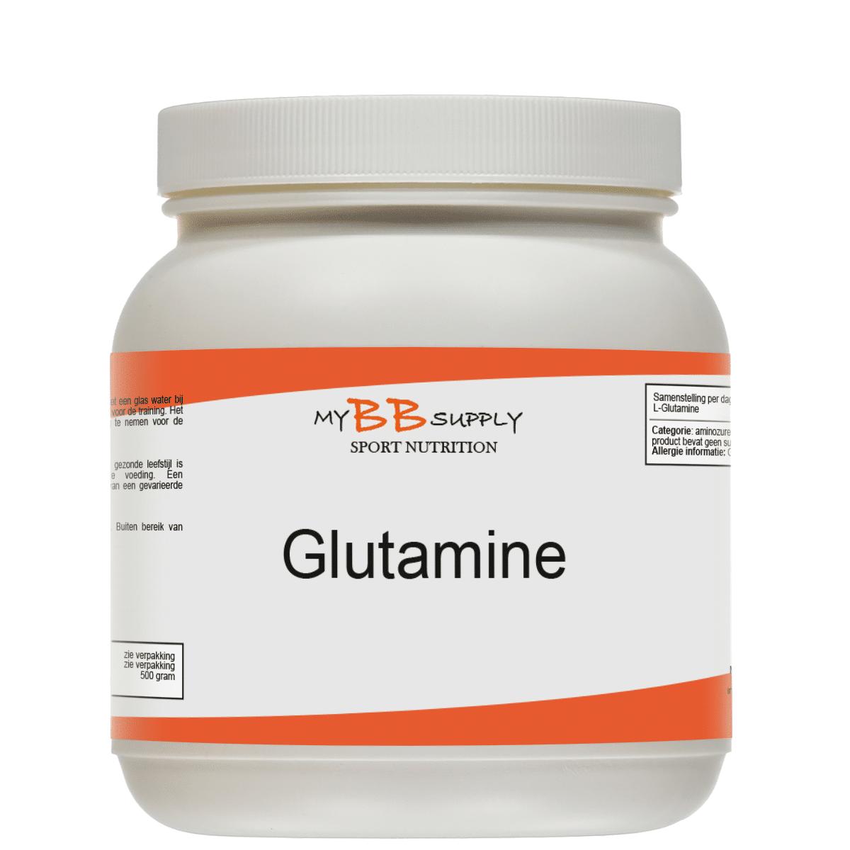 MyBBSupply Glutamine