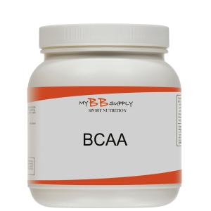 MyBBSupply BCAA Poeder Lemon