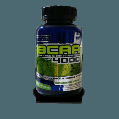 First-Class Nutrition Bcaa 4000