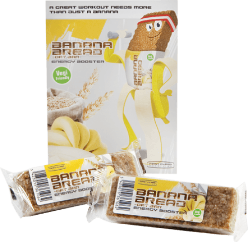 First-Class Nutrition Banana Bread