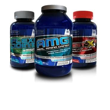 First Class Nutrition Lean Muscle Gainer - Follow Up 1