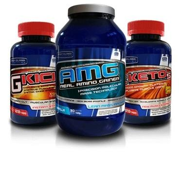 First Class Nutrition Lean Muscle Gainer - Follow Up 2