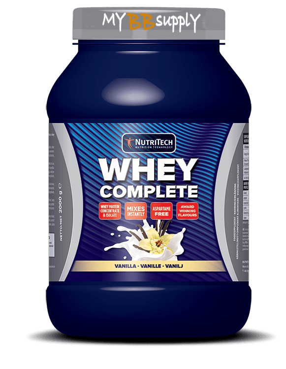 Nutritech Whey Complete