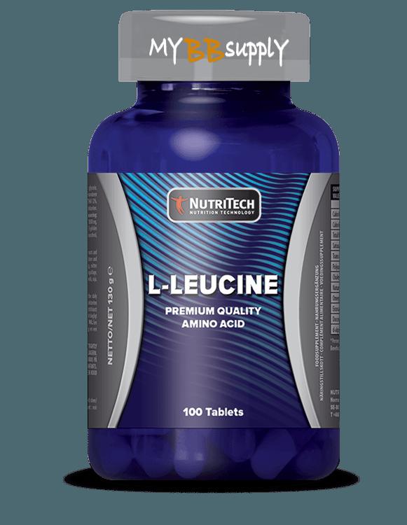 Nutritech L-Leucine Chewable
