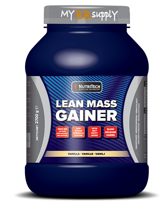 Nutritech Lean Mass Gainer