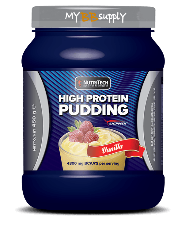 Nutritech High Protein Pudding