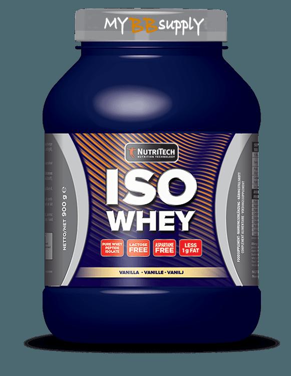 Nutritech ISO Whey