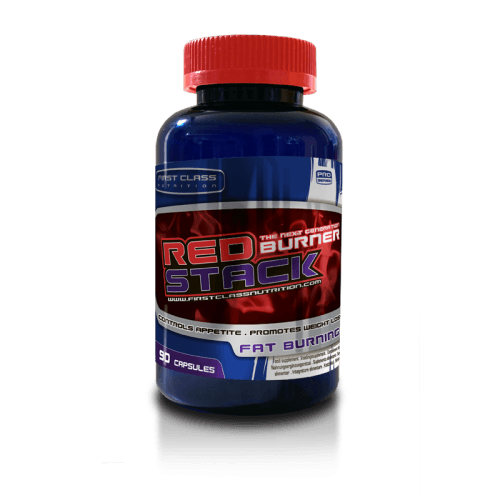 First-Class Nutrition Red Stack Burner